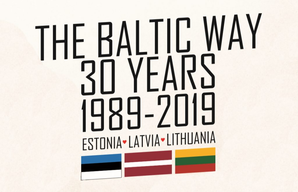 """The Baltic Way 30"""