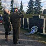 Malmi kalmistul 24.02.2020